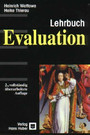Lehrbuch Evaluation